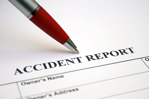 car accident report | Future Insurance Agency