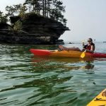 Denise Kayaking | Future Insurance Agency
