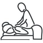 massage therapist icon | Future Insurance Agency