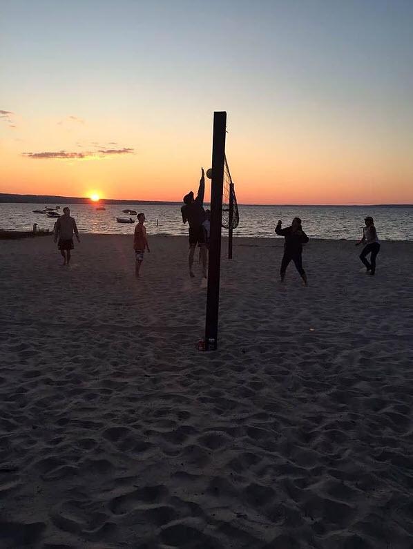 Sharon Hopper Volleyball   Future Insurance Agency